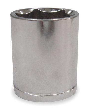 Westward Socket 1/2 in. Dr 24mm Hex