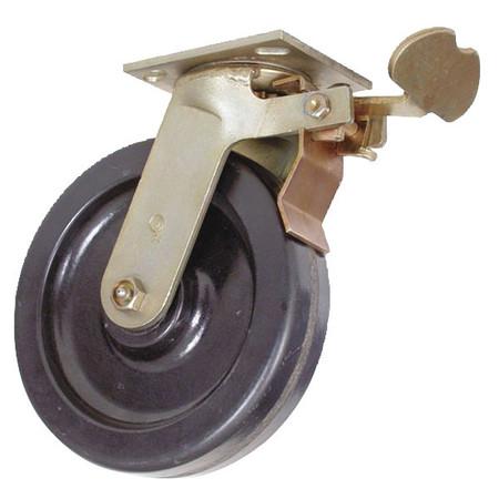Value Brand Swivel Plate Castr Phnolic 6 in. 1200 lb