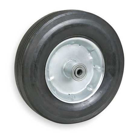 Value Brand Solid Rubber Wheel 12 in. 540 lb.
