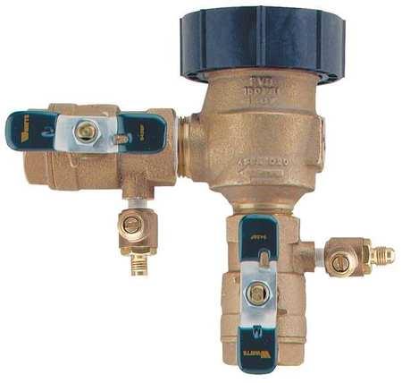 Anti-Siphon Backflow Preventer,Watts 800 -  800M4QT-1