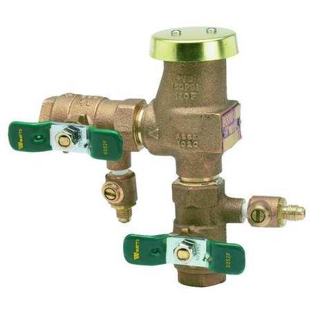 Anti-Siphon Backflow Preventer,Watts 800 -  800M4QT3/4
