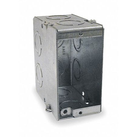 Electrical Box Masonary 1 Gang by USA Raco Electrical Boxes