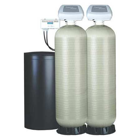 Water Softener,Service Flow Rate 40 GPM