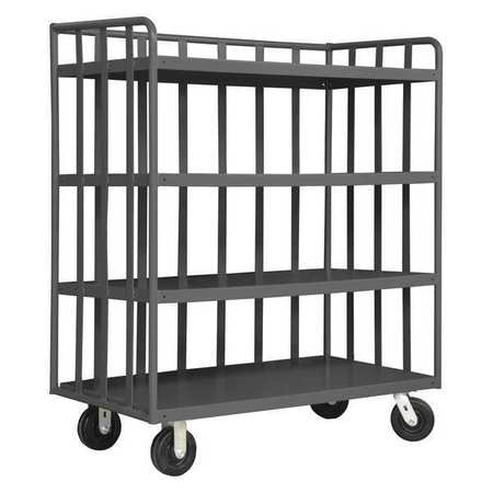 Durham Bulk Stock Cart 2000 lb. Steel