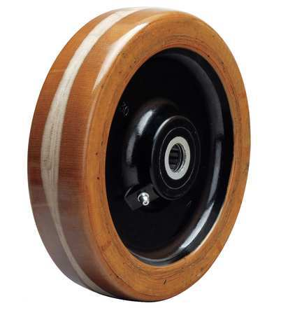 Value Brand Caster Wheel Phenolic 8 in. 1750 lb.