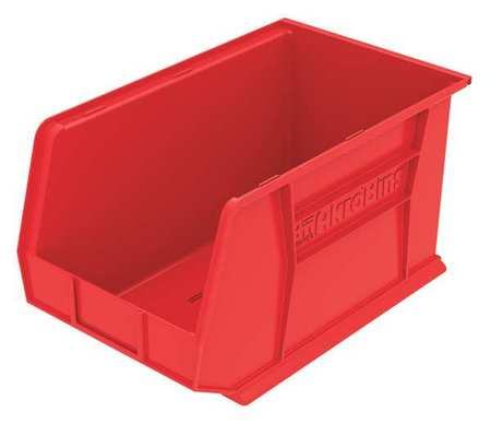 Red Stack and Hang Bins