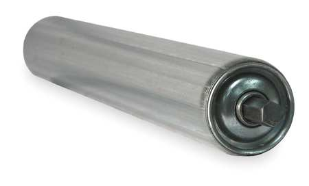 Ashland Galv Replacement Roller 1.9In Dia 39BF