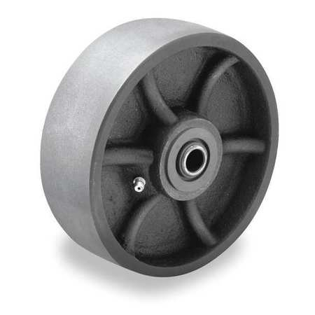 Value Brand Caster Wheel Ductile Iron 6 in. 2000 lb.