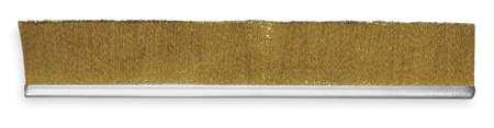 Tanis Strip Brush 5/16 W 96 In L Trim 6 In