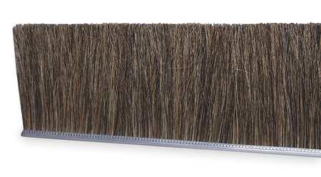 Strip Brush 1//8 W 12 in L Trim 3 in PK10