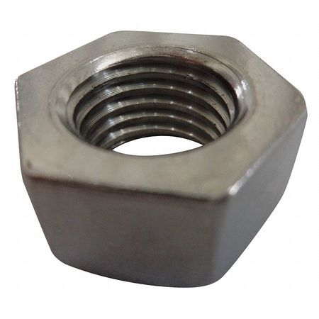 18-8 Stainless Steel Full Hex Nuts