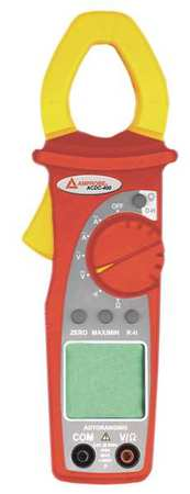 Digital Clamp Meter 400A 600V by USA Amprobe Electrical Clamp Meters
