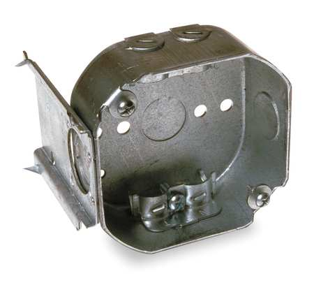 Electrical Box Octagon with Bracket Model 160 by USA Raco Electrical Boxes