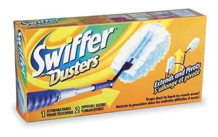 Swiffer Swiffer 360 Dusters Microfiber 36 Quot L Pk6 Pgc