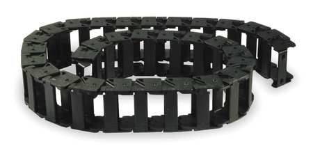 CableTrak(R) Length 1Ft Width 7.7In by USA Hubbell Kellems Electric Cable Carriers