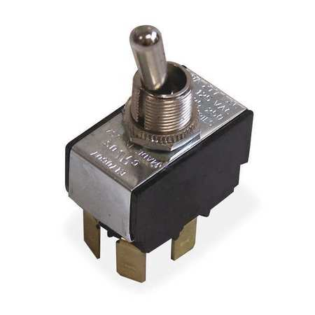 Toggle Switch DPST 10A @ 250V QuikConnct by USA Ideal Electrical Switch Accessories