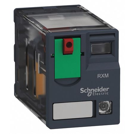 Plug In Relay 14 Pins Square 230VAC by USA Schneider Electrical Specialty Relays