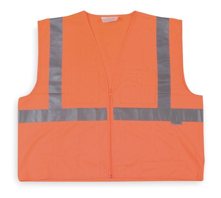 ANSI-Rated Safety Vests,  Polyester