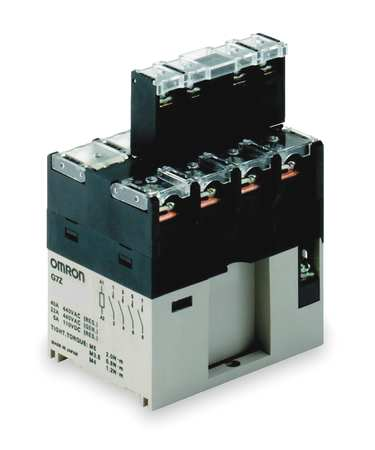 Enclosed Power Relay 14 Pin 12VDC 3PST Model G7Z 3A1B 11Z DC12 by USA Omron Electrical Specialty Relays