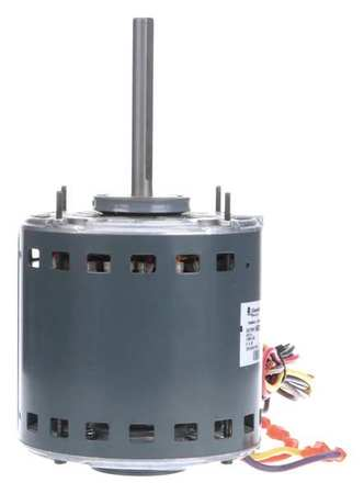 Motor PSC 3/4 HP 1075 208 230V 48YZ OAO by USA Genteq Direct Drive Permanent Split Capacitor Blower Motors