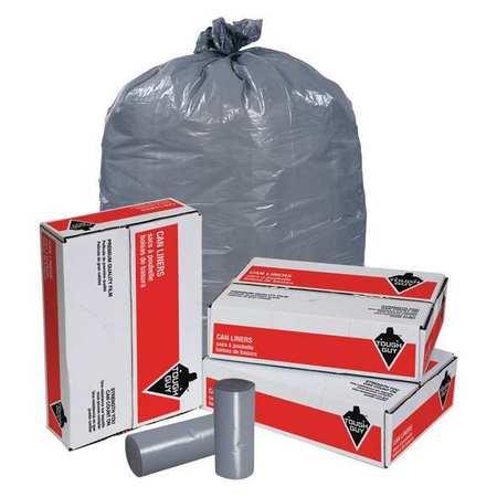 Trash Bags, 33 Gal., 0.70 Mil, Pk250