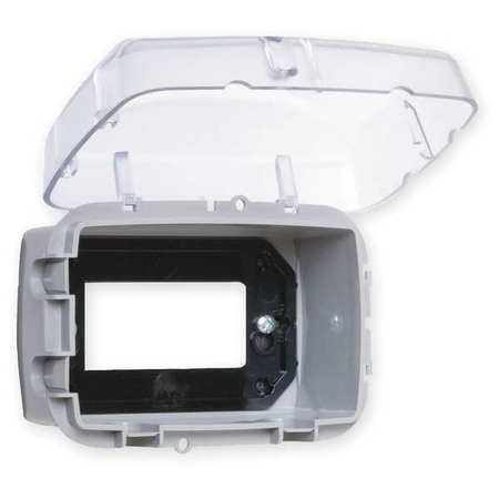 While In Use Weatherproof Cover Clear by USA Intermatic Electrical Weatherproof Box Covers