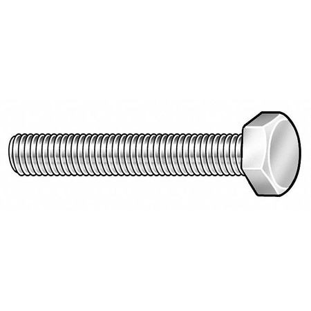 Steel Hex Bolts,  1/4-20
