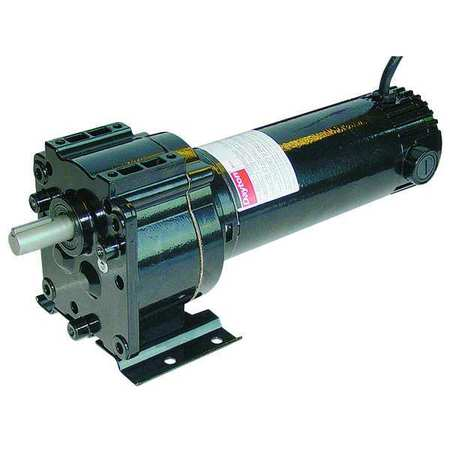 DC Gearmotor 64 rpm 90V TENV by USA Dayton AC Gear Motors