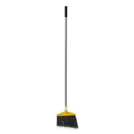 RUBBERMAID FG9B1400GRAY RUBBERMAID Gray Polypropylene Medium Sweeping Push Broom