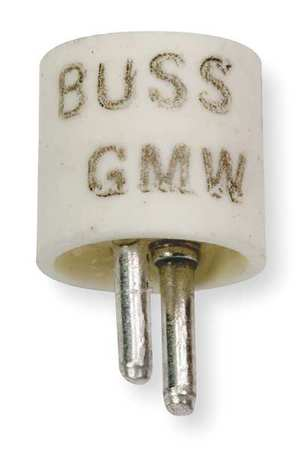 1/4A Fast Acting Plastic Telecom Fuse 125VAC by USA Eaton Bussmann Circuit Protection Fuses