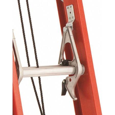 Louisville Extension Ladder Fiberglass 20 Ft Ia Fe3220