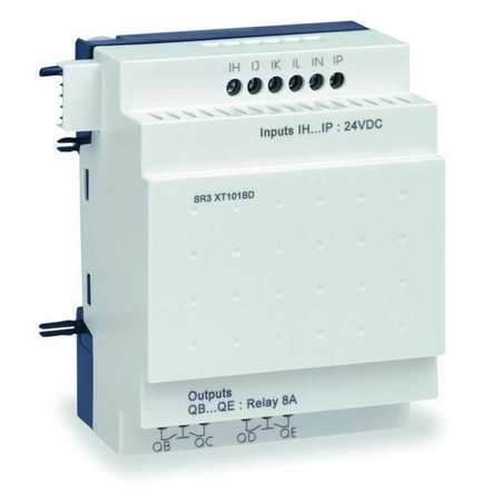 Expansion Module 6 inputs 4 outputs by USA Schneider Industrial Automation Programmable Controller Accessories