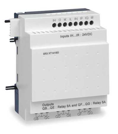 Expansion Module 8 inputs 6 Relay Output by USA Schneider Industrial Automation Programmable Controller Accessories