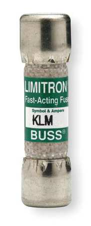 15A Fast Acting Melamine Midget Fuse 600VAC/DC by USA Eaton Bussmann Circuit Protection Fuses