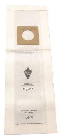 Paper PK10 1-Ply Filter Bag