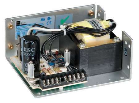 DC Power Supply 12VDC 5.1A 47 63Hz by USA Sola Hevi Duty Electrical AC DC Power Supplies