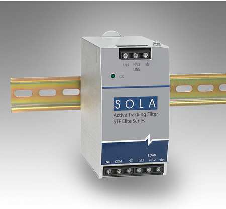 Surge Protection Device 1 Phase 120V Model STFE05010N by USA Sola Hevi Duty Electrical Surge Protection Devices