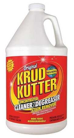 Krud Kutter Cleaner Degreaser, Bottle, Size 1 gal. KK012 Zoro.com