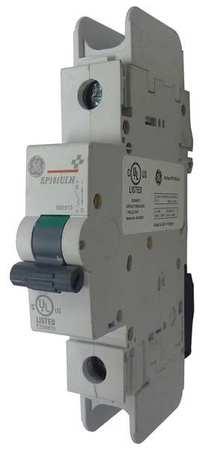 1P Miniature Circuit Breaker 25A 120VAC by USA GE Circuit Breakers