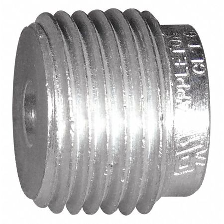 Reducing Bushing Haz Alum 3 1/2 to 2In by USA Appleton Electrical Conduit Fittings