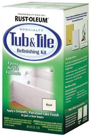 Tub/tile Refreshing Kit,biscuit,epoxy