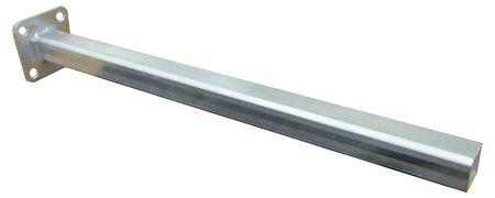 Gleason Festoon Tow Arm C-Rail Flat L 1-1/3 Ft