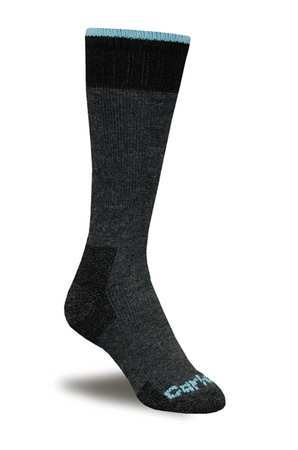 Outdoor,socks,midcalf,womens,l,charc,pr