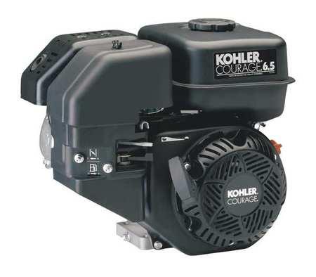 Gasoline Engine, 4 Cycle, 6.5 HP -  KOHLER, PA-SH265-3011