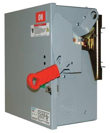 Bus Plug 100A 600V 4 Pole 4G W 3Ph SL by USA Siemens Circuit Busbars & Bus Plugs