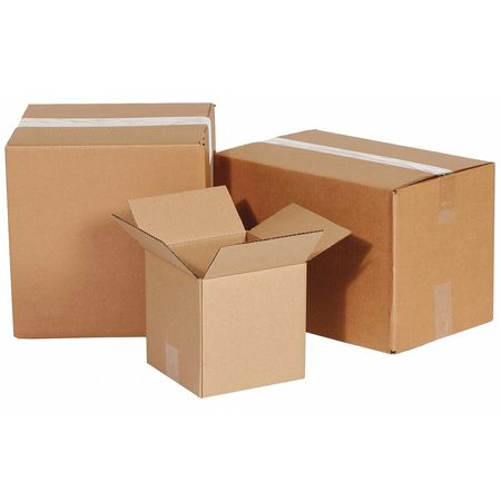 20 Pieces Kraft Shipping Carton 20 Inside L