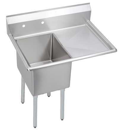 Mustee Mop Sink White 36 In L 65m