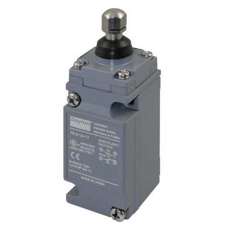 Heavy Duty Limit Switch Model 11X452 by USA Dayton Electrical Limit Switches