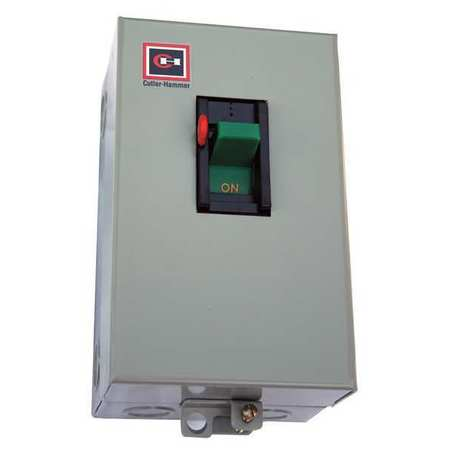 Manual Motor Starter NEMA 3P M 1 by USA Eaton Electrical Motor Manual Switches & Starters