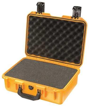 Pelican Case 16 1/4 InLx12 3/4 InWx6 1/2 InD YL